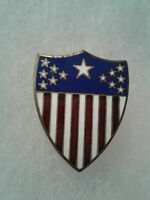 Authentic US Army Adjutant General Unit DI DUI Crest Insignia NH