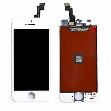 For iPhone 5S LCD Display Touch Screen Digitizer Assembly Replacement White