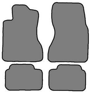 2000-2006 Lincoln LS - 4pc Custom-Fit Carpet Floor Mats-Black