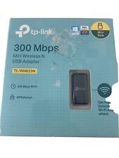 NEW TP Link TL-WN823N 300 Mbps Mini Wireless N USB Adapter Wifi