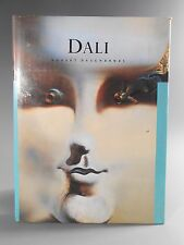 Dali by Robert Descharnes Hardcover w/ Dust Jacket  1985 Edition