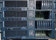 Lot of 4 HP Proliant DL380 G5 Server Xeon 5140 Duel Core 2.33 GHz