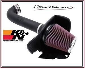 K&N 57 Series Air Intake System 11-14 Jeep Grand Cherokee Dodge Durango 5.7L V8