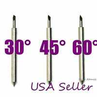 30° 45° 60° Degree Blade Knife MIXED Lot for Roland Vinyl Plotter Printer Cutter
