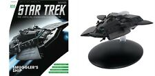 Eaglemoss Diecast Star Trek  Smuggler's Ship Combat Vessel #105 with Magazine