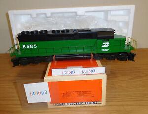 LIONEL 6-8585 BURLINGTON NORTHERN BN SD-40 DIESEL ENGINE STANDARD O GAUGE TRAIN