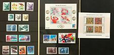 Norway Year 1993 Stamps MNH