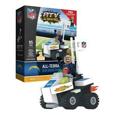 NFL LOS ANGELES Chargers ALL-TERRAIN VEHICLE  OYO BUILDING BLOCKS 888914091693