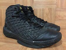 RARE🔥 Nike Zoom Kobe III 3 Anthracite Black Varsity Maize Sz 10 318090-012 Worn