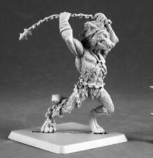 Reaper Miniatures HANIA GHOSTMANE LUPINE WARRIOR Warlord 14601