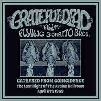 Grateful Dead - Gathered From Coincidence:April 6th 1969 - (3CD)