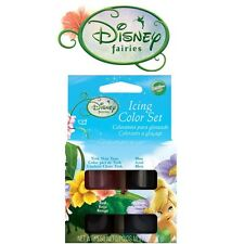 Fairies Tink Icing Colors Set from Wilton #5110 - NEW