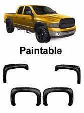 Fender Flares Pocket Rivet Bolt on Dodge Ram 1500 2500 3500 Paintable Matte