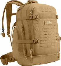 CamelBak Rubicon 50L Backpack Rucksack Coyote Brown+ 3.0L Trinksystem