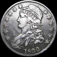 1832 Capped Bust Half Dollar Lot  ---- Type Coin Nice L@@K ---- #D640