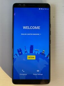 HTC U12+ - 64GB - Ceramic Black (Unlocked) (Dual SIM)