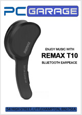 ENJOY MUSIC WITH REMAX T10 BLUETOOTH EARPEACE (HAMDFREE CALLING) (SINGLE EAR)