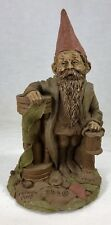 """Tom Clark Gnome Father Time #1008 Edition #84 7.5"""" Cairn Studios"""