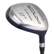 "Senior Men's +2""> Std Integra SoooLong 17 Wood Golf Club Premium Senior ""A"" Flex"