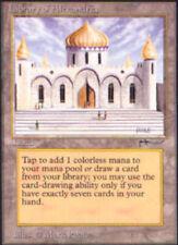 [1x] Library of Alexandria [x1] Arabian Nights Heavy Play, English -BFG- MTG Mag