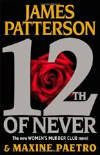 12th of Never (Womens Murder Club)