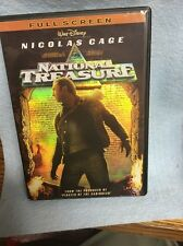 National Treasure Walt Disney Dvd – 36+
