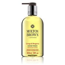 Molton Brown Orange and Bergamot Hand Wash 300 Ml Body Lotion 100ml Soap 75g