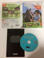 My Horse & Me 2 Nintendo Wii Game Boxed With Insert - Disc Checked