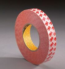 3M 9088 Double-Sided High Performance 19mm x 50m Tape