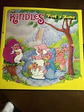 Vintage 1985 The Kindles Find A Home Scholastic Books
