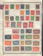 1¢ WONDER ~ GERMANY M&U SMALL LOT ON PAGES ALL SHOWN ~ K947
