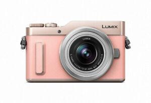 Panasonic DC-GF10KGD 12-32mm Kit Pink Camera