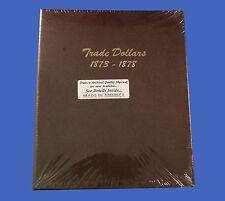 Dansco Trade Dollars Album 1873-1878 #6172