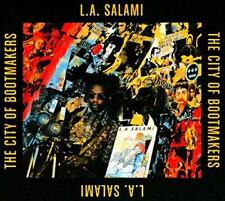 L.A. Salami - The City Of Bootmakers (NEW CD)