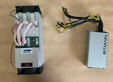 Bitmain Antminer S9 Bitcoin Miner with Power Supply