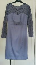 teatro grey dress size 8