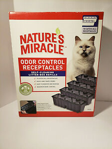 NATURE MIRACLE ODOR CONTROL WASTE RECEPTACLES