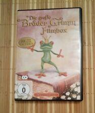 Gebrüder Grimm Märchen DVD BOX [2 DVDs] Kinder Familie
