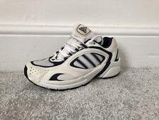 Vintage Size 7 Adidas Grind Torsion White Trainers Lace Up EU 40 2/3