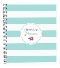 bloom daily planners Academic Year Undated Teacher Planner, Stripes