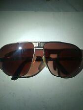 Vintage Jet Style Silhouette Sunglasses