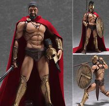 MAX Factory Good Smile figma 270 - 300 Leonidas King of Sparta Figure Genuine