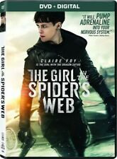 The Girl in the Spider's Web: A New Dragon Tattoo Story [New DVD] Digi