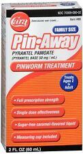 Pin Away Pinworm Treatment 2oz ( Tratamiento para Las Lombrices Intestinales )