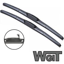 BMW 3 Series Wiper Blades Hybrid Aero For SEDAN 1999-2005 FRT PAIR 2xBLS