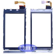 Nokia X6 mit Rahmen Digitizer Touch Screen Display Pad Ersatz X6-00 + Tools