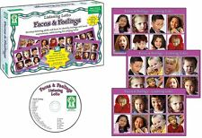 Carson-Dellosa Grades Pre K-1 Faces/Feelings Board Game (cdp-846032) (cdp846032)