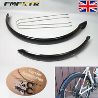 "Bike Front&Rear Fender 26/27.5/29""/700C Full Length/280*265mm Short MTB Mudguard"