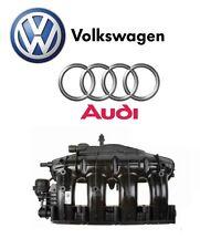 For Audi A3 Quattro Volkswagen CC Engine Intake Manifold Genuine 06J133201BD