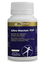 BioCeuticals Ultra Muscleze P5P Magnesium + B6 60 Tabs OzHealthExperts
